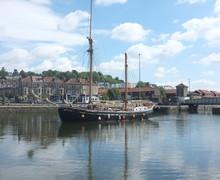 Day 1 leaving bristol harbour dscf1094
