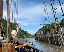 Day 1 leaving bristol harbour img 20190525 wa0008
